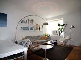 arc lamp and white eames rocker home inspiration pinterest