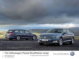 volkswagen passat r line blue the motoring world the volkswagen passat in both saloon and