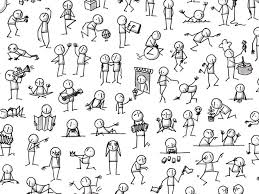 best 25 doodle people ideas on pinterest animation reference