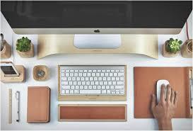 accessoires bureau design objets design accessoires de bureau design bois cuir