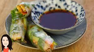 where to buy rice paper wraps vegan rice paper rolls with asian dipping sauce gluten
