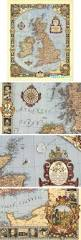 home decor office decor gift ideas this antique wall map of