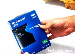 western digital hard drive black friday wd my passport ultra external hard drive black unboxing u0026 review