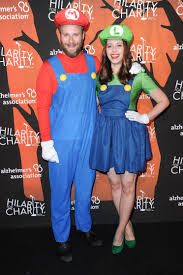 the halloween spirit celebs get into the halloween spirit to raise funds for seth