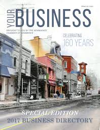your business spring 2017 directory by newmarket chamber of