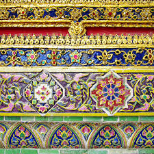 thai ornaments stock images image 13834534