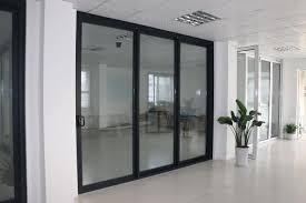 Double Glass Door by Australian Standards As2047 Double Glass Thermally Broken