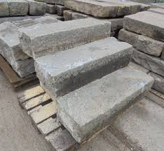reclaimed stone steps sills lintels and coping authentic