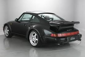 last car ever made 964 turbo u0027flatnose u0027 thegentlemanracer com