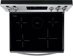 What Is An Induction Cooktop Stove Frigidaire Fgif3061nf 30 Inch Electric Range With True Convection