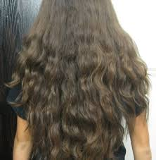 hair for slightly curly hair the best long hairstyles for natural waves beautyeditor
