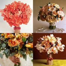 Wedding Flowers Fall Colors - 33 best flower ideas images on pinterest flowers bridal