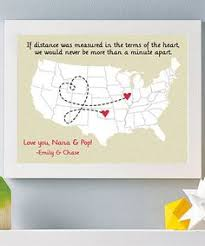 Hypolita Love Anchors The Soul - hypolita father daughter line map personalized print crafts