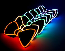 light up bow tie light up bow tie neck tie christmas weddings wedding pinterest