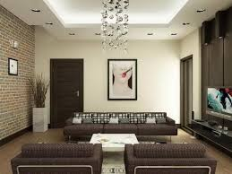 best paint color for living room with brown furniture