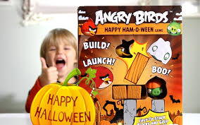 angry birds happy ham o ween game halloween edition youtube