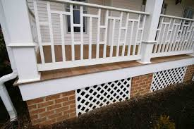 decor u0026 tips inspirational deck railing designs for decorating