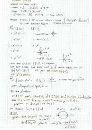 dispense analisi 1 appunti ed esercizi analisi 2 parte 1 docsity