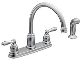 amazon com moen ca87888 high arc kitchen faucet from the caldwell