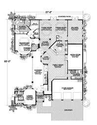 plan villa style house plans