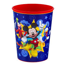 mickey mouse clubhouse party mickey mouse clubhouse party plastic cup 16oz walmart