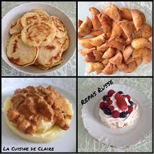 cuisine repas repas à thème la cuisine de
