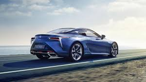 lexus supercar top gear topgear malaysia lexus makes its lovely lc coupe a hybrid