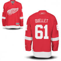xavier ouellet jersey red wings player jerseys