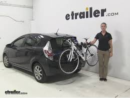 toyota prius bike rack thule trunk bike racks review 2013 toyota prius c