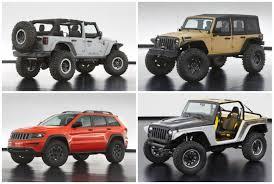 moab easter jeep safari concepts executive jeep