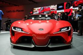 toyota supercar detroit 2014 toyota ft 1 concept stuns previews future sports