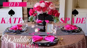 decorations for bridal shower diy kate spade inspired wedding decorations kate spade inspired