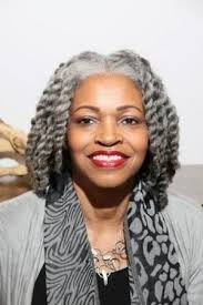 natural twist hair styles for women over 50 silver hair styles for black women over 50 funky grey hair