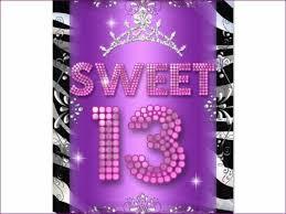 printable 13th birthday invitations images invitation design ideas