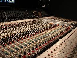 Studio Mixing Desks by The Los Angeles Recording School Campus The Los Angeles