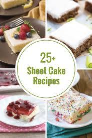 cake and cupcake recipes the idea room