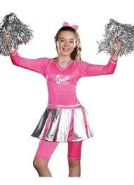 Cute Cheerleading Costumes Halloween Cheer Costumes Girls Star Cheerleader Costume
