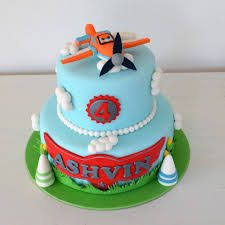 7 planes fire rescue cakes images 4th