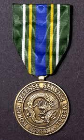 korean service ribbon dod announces korea defense service medal news stripes