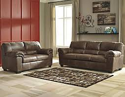 Leather And Tapestry Sofa Sofas U0026 Couches Ashley Furniture Homestore