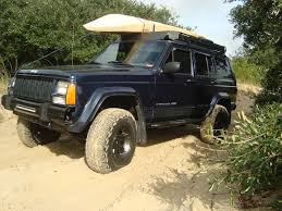 jeep comanche roof basket your roof basket recommendations page 2 jeep cherokee forum