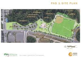 Map Central Park Central Park Issaquah Highlands