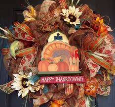 111 best thanksgiving wreaths images on thanksgiving
