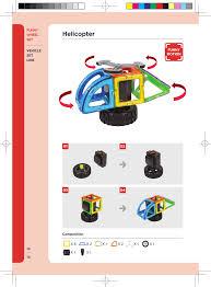 magformers brain master set 710011 funny wheel set 707012