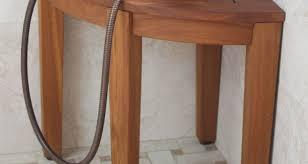 alarming teak bathroom stool tags teak stools outdoor rolling