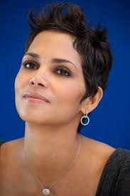 back view of halle berry hair halle berry pixie cuts halle berry pixie pixie hairstyles and