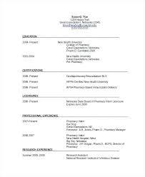 sample resume of pharmacist sample pharmacist manager resume