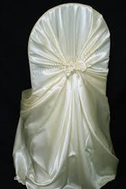 universal chair covers wholesale ivory satin universal self tie chair covers wholesale