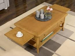 100 table basse en bois massif table basse relevable en
