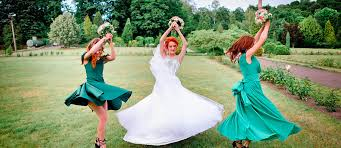 and green wedding dresses 15 graceful and fresh green bridesmaid dresses